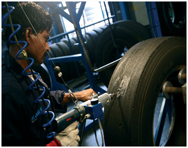 Starting a Tire Recycling Business
